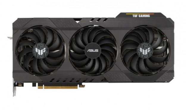 ASUS представляет видеокарты серии AMD Radeon RX 6700 XT