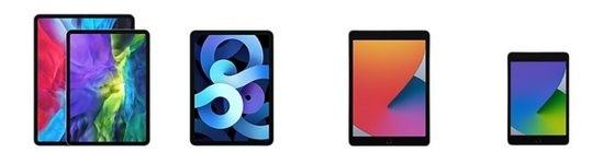 Лучшие планшеты Apple: какой купить в 2021 году?!