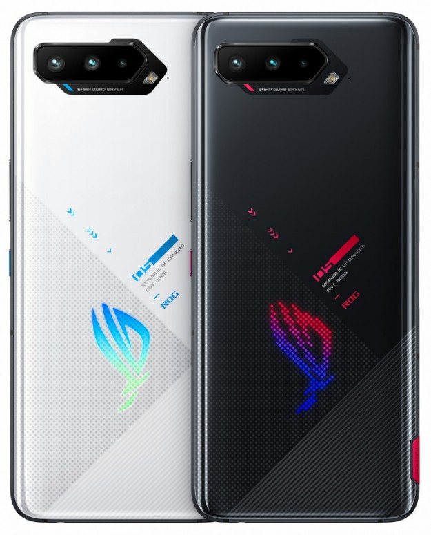 ASUS Republic of Gamers представляет смартфон ROG Phone 5