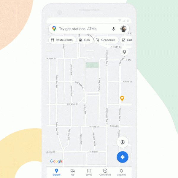 Очень полезные новшества Google Maps. Можно быстро загружать фото и дорисовывать отсутствующие дороги