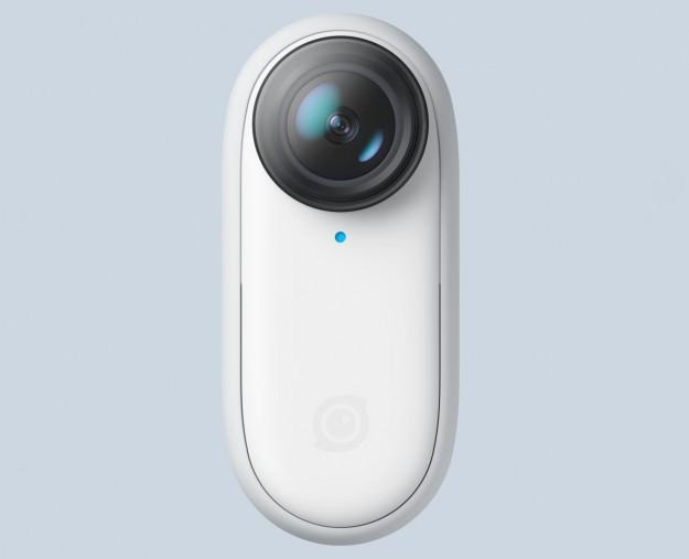 Представлена Insta360 GO 2 - сверхвозможности в самой маленькой экшн-камере в мире