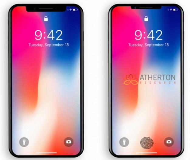 Barclays: iPhone 13 получит сканер Touch ID и допиленный Face ID
