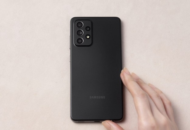 Смартфоны Samsung Galaxy A52 и A72 представлены в Украине