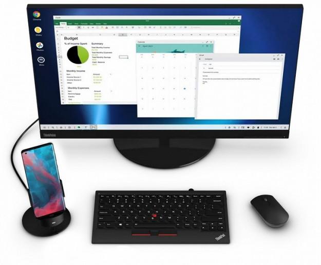Представлена технология Motorola Ready For