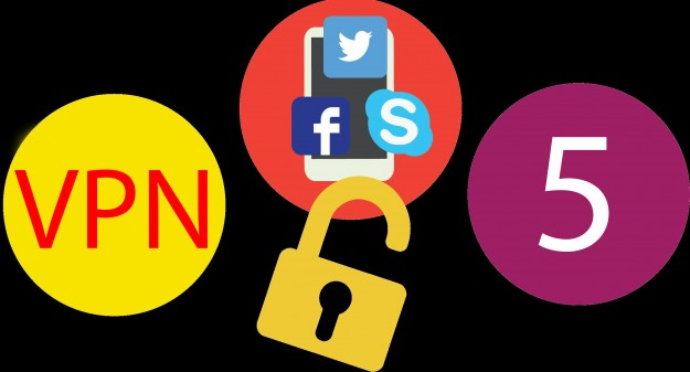 5 преимуществ VPN