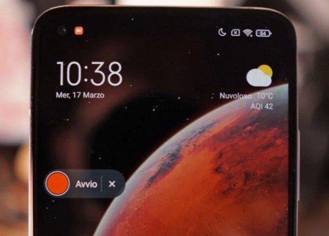 Xiaomi улучшает качество звука в приложении '' Запись экрана'