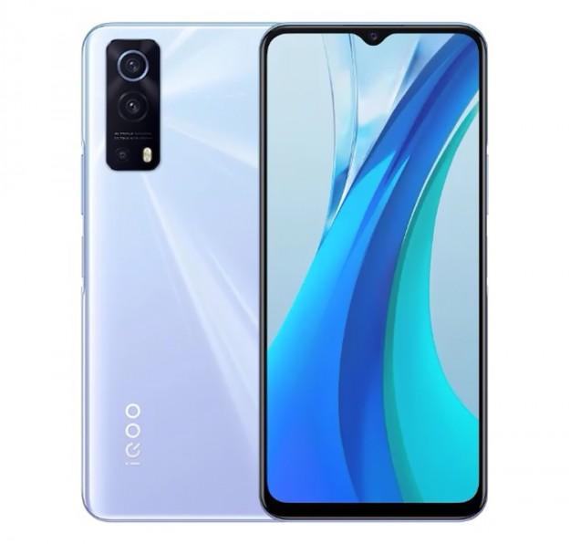 Vivo представила iQOO Z3 — смартфон со 120-Гц экраном, 5G и 64-Мп камерой за 0