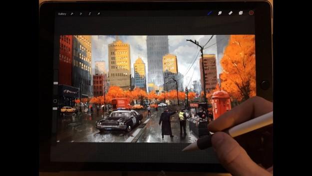 SMARTlife: От iPad до изучения масляной живописи - основные шаги для начинающих