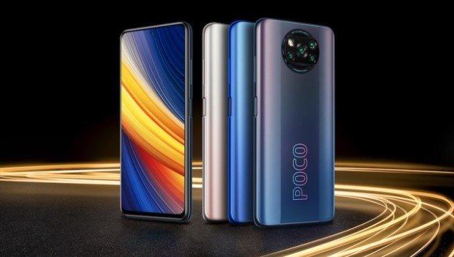 В Украине стартуют продажи смартфонов для бедных Xiaomi POCO F3 и POCO X3 Pro от 6500 гривен