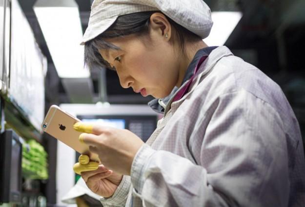 Главный поставщик Apple заявил о нехватке микросхем