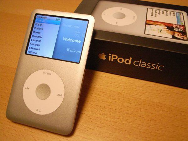 Познакомьтесь с музыкальным гением iPod Classic