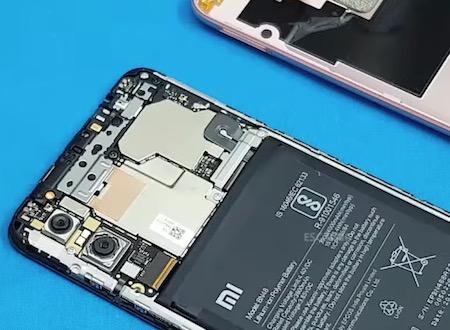 Ремонт экранов телефонов Xiaomi