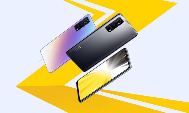 Анонс Vivo IQOO Z3 - игрофон среднего класса с мощной зарядкой