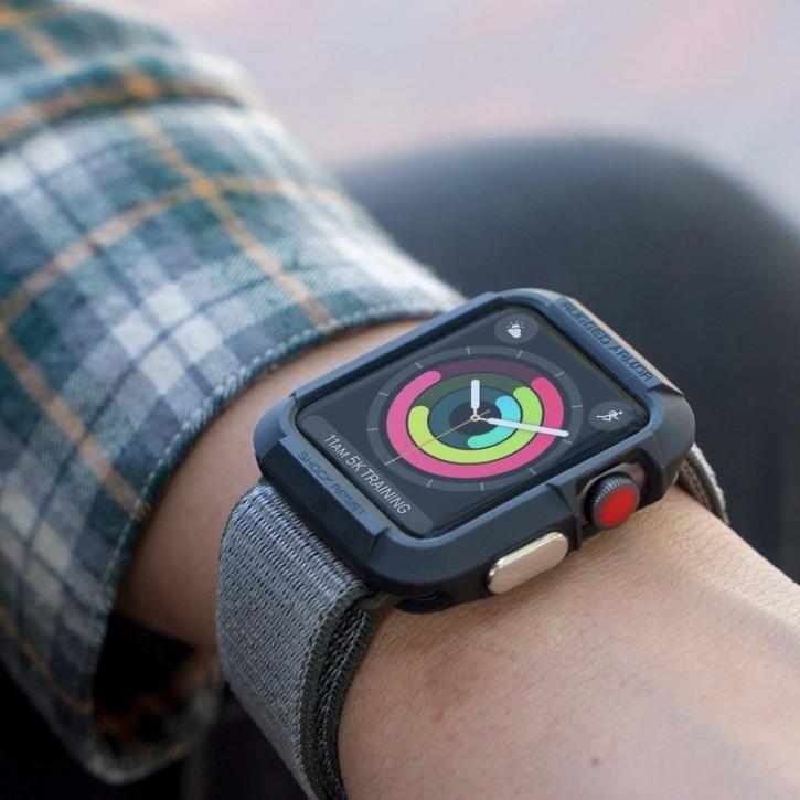 Apple планирует защищённую модель Apple Watch для экстремалов