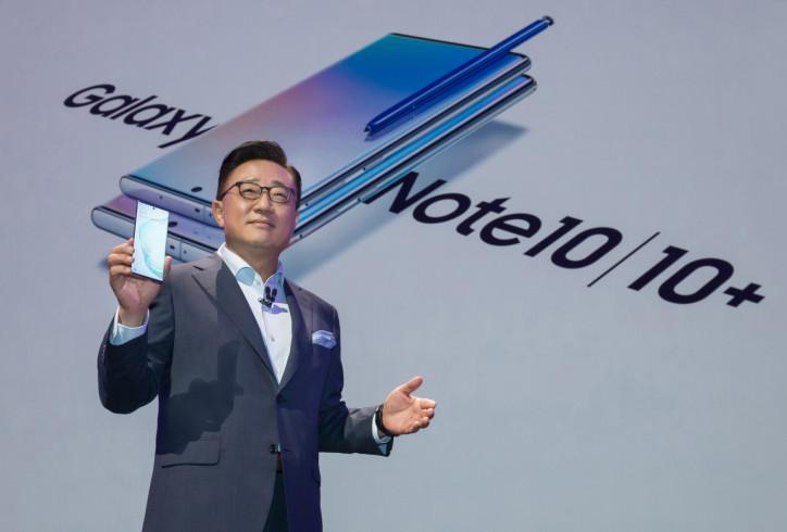 Генеральный директор Samsung заявил, что путь Galaxy Note не окончен