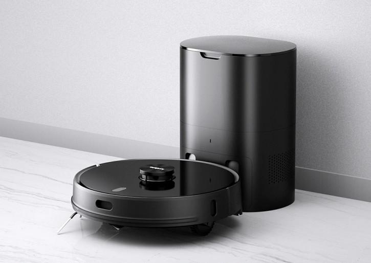 Lydsto R1 – робот пылесос, которому не нужно чистить пылесборник