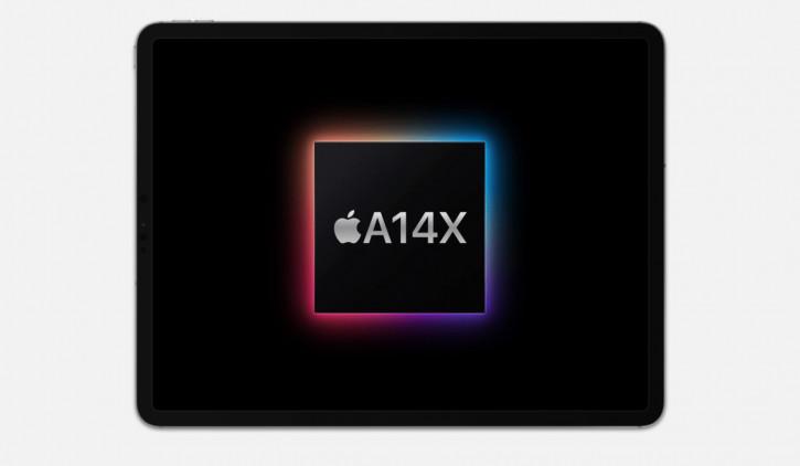 Не хуже Apple M1: исходники iOS раскрыли чип A14X от iPad Pro 2021