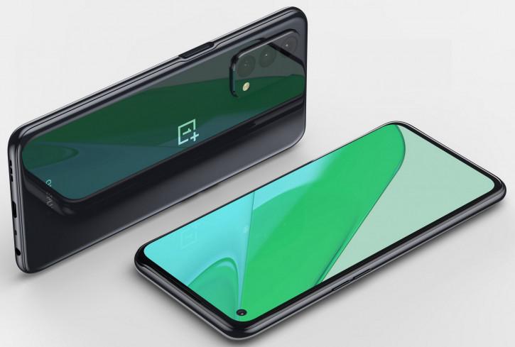 Больше бюджеток: новый OnePlus Nord N10 впервые на рендерах