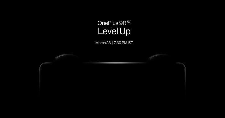 OnePlus 9R с игровыми курками на официальном тизере
