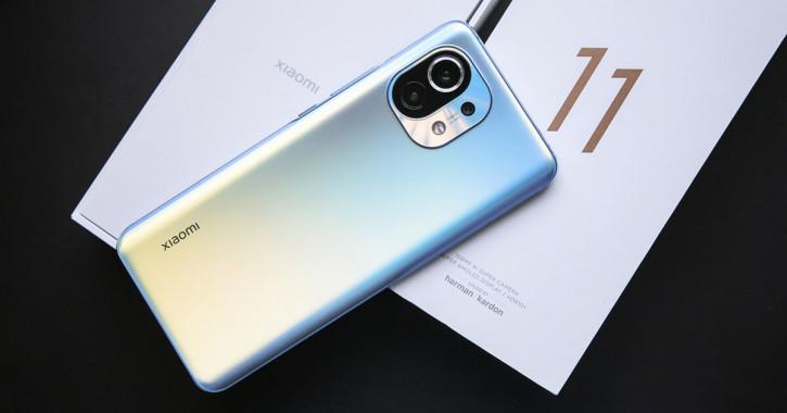 Xiaomi Mi 11 рискует стать дефицитным из-за нехватки компонентов