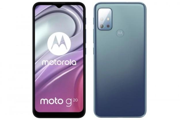 Motorola готовит ещё два смартфона G-серии: более продвинутый Moto G60 и доступный G20