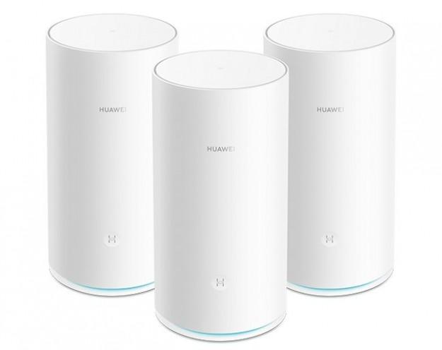 Huawei представляет в Украине новую mesh-систему для бесшовного Wi-Fi-покрытия