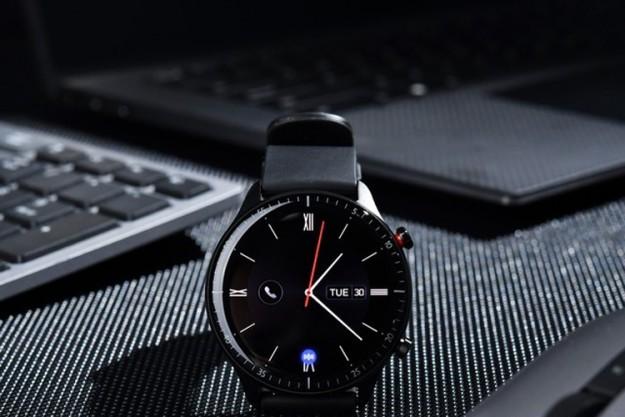 Часы Amazfit GTR 2 eSIM позволяют совершать звонки без смартфона