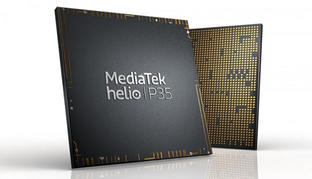 Доступный смартфон OPPO A35 получит экран HD+, тройную камеру и чип Helio P35