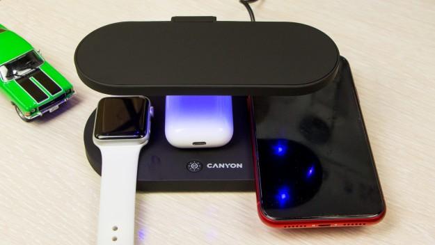 Беспроводная зарядка для смартфонов - виды, преимущества, выбор