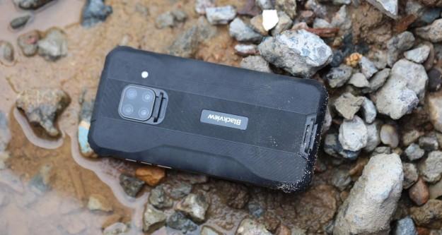 Сегодня Blackview выпускает смартфон BV5100 в версии 4 ГБ + 64 ГБ и скидкой