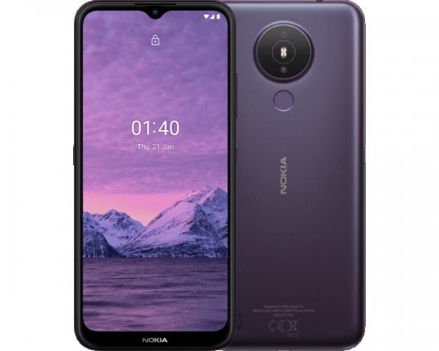 В Украине представлен смартфон Nokia 1.4 за 2999 грн с двойной камерой и чипом Qualcomm 215