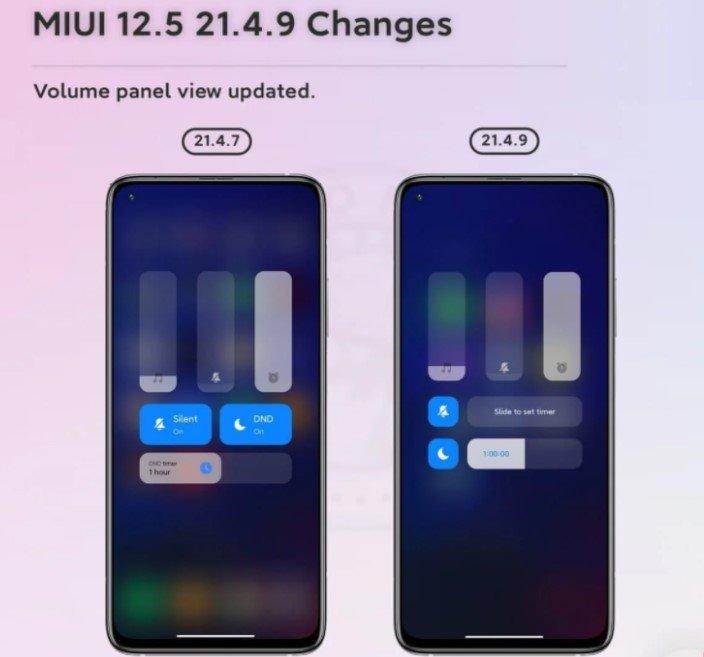Xiaomi изменила панель громкости, добавив одну из самых полезных функций