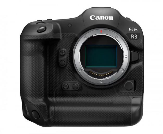 Canon сообщила о разработке полнокадровой беззеркальной камеры EOS R3