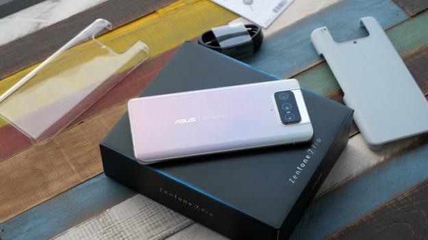 Самый мощный малыш: ASUS Zenfone 8 mini получит 16 ГБ ОЗУ