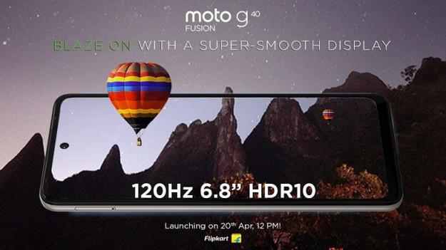 Готовятся к выходу новые монстры автономности Moto G40 Fusion и Moto G60