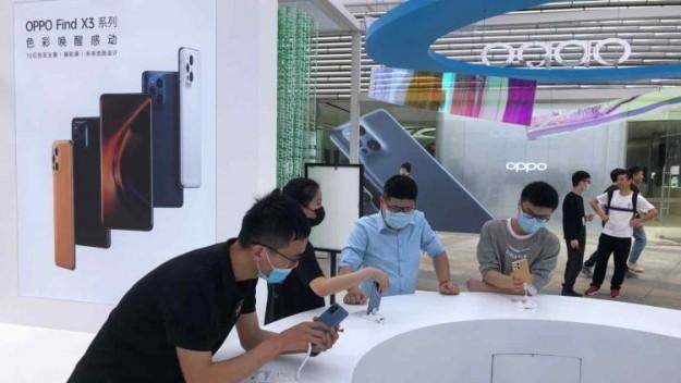Неудачи Huawei помогли OPPO стать крупнейшим поставщиком смартфонов в Китае