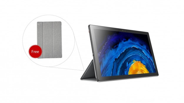 Blackview представила планшет – с большой батареей и полностью металлическим корпусом