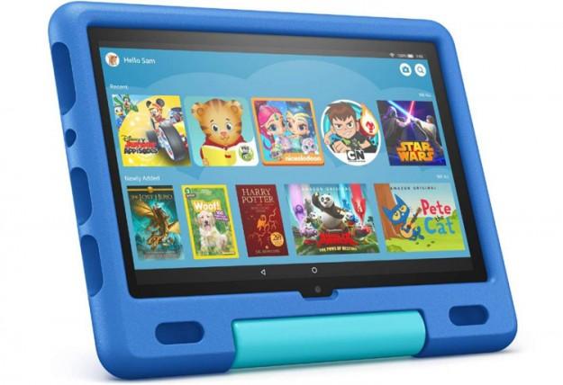 Amazon представила обновлённые доступные планшеты Fire HD 10, включая версию для детей