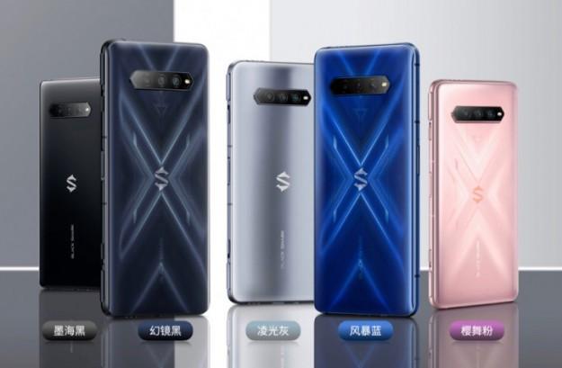 Xiaomi Black Shark 4 по отличной цене на AliExpress