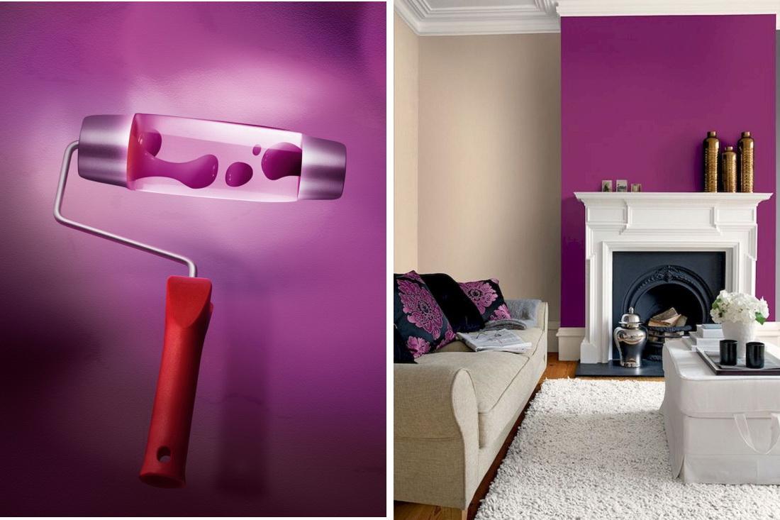 Выбор цвета для комнаты онлайн