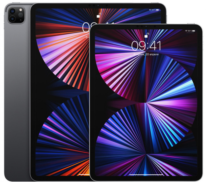 Анонс iPad Pro 11 и iPad Pro 12.9 (2021) - долгожданная революция