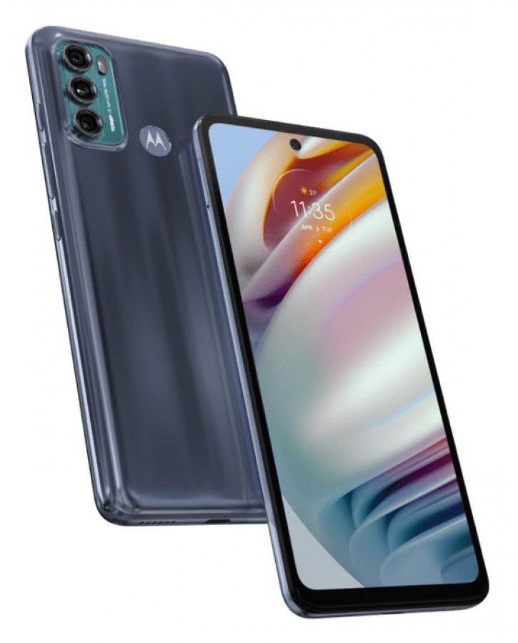Анонс Motorola Moto G60 и G40 Fusion - большая батарея для 120 Гц
