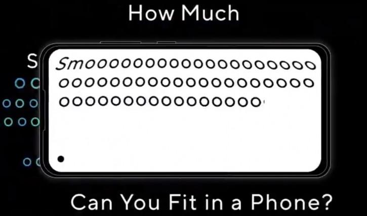 Интрига Flip-камеры раскрыта: ASUS показала переднюю панель Zenfone 8