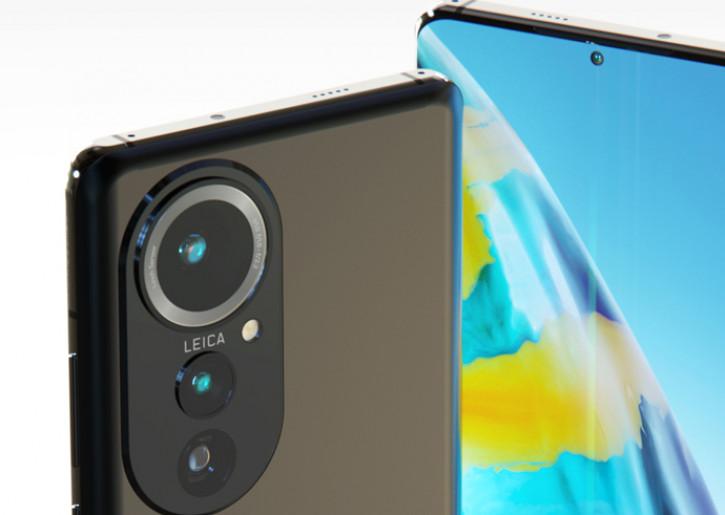 Не уступая конкурентам: Huawei отложила Huawei P50 из-за жидкой линзы