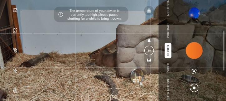 Внезапно! OnePlus 9 Pro перегревается при съемке фото и видео
