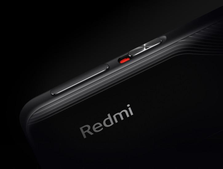 Xiaomi раскрыла секрет кнопок на торце игрового Redmi K40