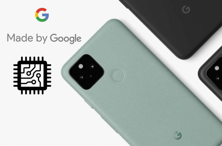 Прощай, Snapdragon! Google тестирует собственный чипсет для Pixel