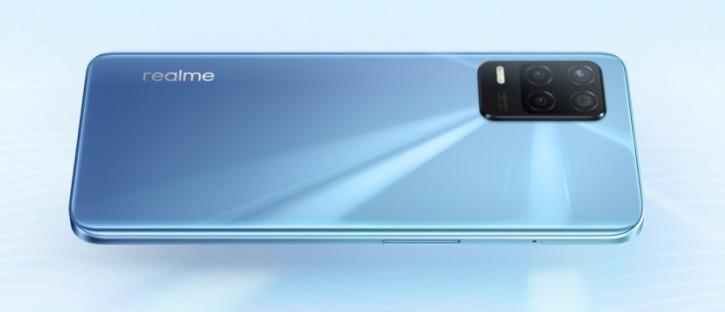 Realme готовит третью модель серии Realme 8