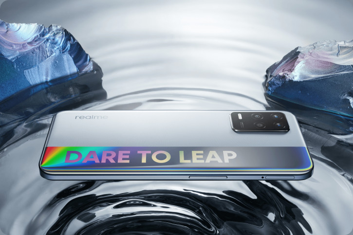 Анонс Realme Q3 и Q3i - бюджетные 5G-смартфоны на стиле