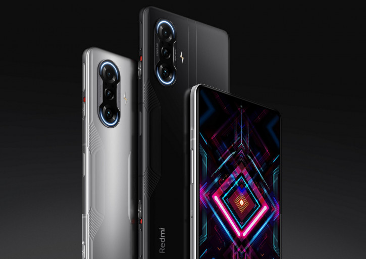 Анонс Redmi K40 GE - игрофон на Dimensity 1200 со стереодинамиками JBL
